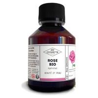 Organiczny kosmetyczny hydrozol z różą