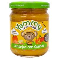 Lentejas con Quinoa