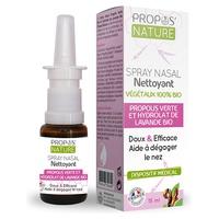 Spray Nasal de Própolis Verde e Hidrolato de Lavanda Bio