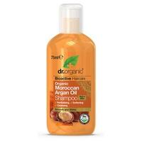 Organiczny marokański olej arganowy - szampon