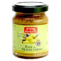 Pâté d'olive verte bio