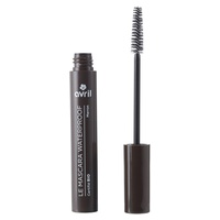 Waterproof Brown Mascara Certified organic