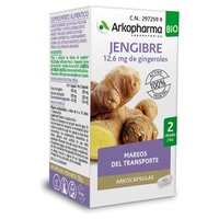 Arkocápsulas Ginger BIO