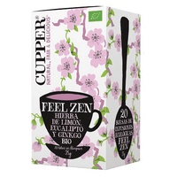 Infusión Feel Zen Bio