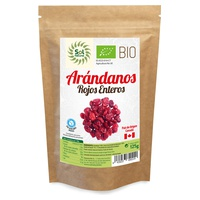Red Cranberries from Canada Sugar Free Organic