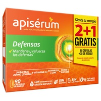 Pack apiserum defensas 2+1 gratis