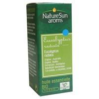 Organic eucalyptus radiata essential oil