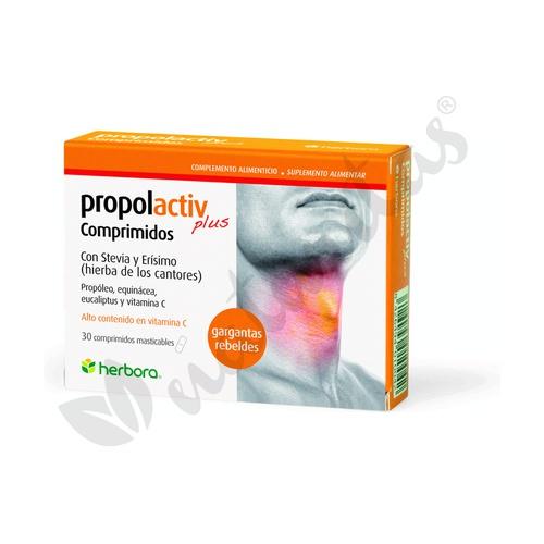Propolactiv Masticables 30 comprimidos de Herbora