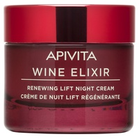 Night Cream Wine Elixir Repairing Lifting Effect With Polyphenols