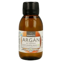 Argan virgin vegetable oil