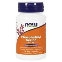 Fosfatidilserina 100 mg con Colina & Inositol