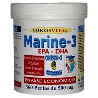 Marine-3 Omega 3 Epa Dha