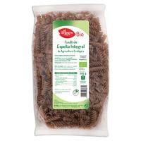 Pasta Fusilli de Espelta Integral Bio