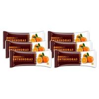 Pack Obegrass Barrita Entre Horas (Chocolate Negro Naranja)