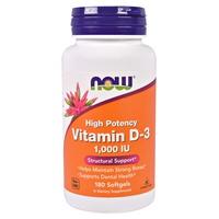 Vitamina D-3 Alta Potencia
