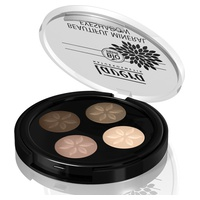 Eyeshadow Four colors N ° 02 Cappuccino Cream