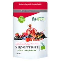 Superfruits Raw Bio