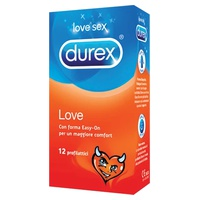 Love Condoms (12 pieces) - MSL