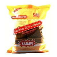 Galletas Artesanas sin Azúcar con fibra