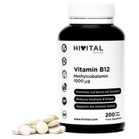 Vitamina B12 Metilcobalamina 1000 mcg