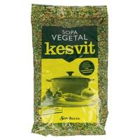 Sopa Semola de Verduras Kesvit