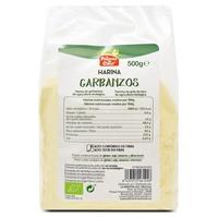 Organiczna mąka z ciecierzycy