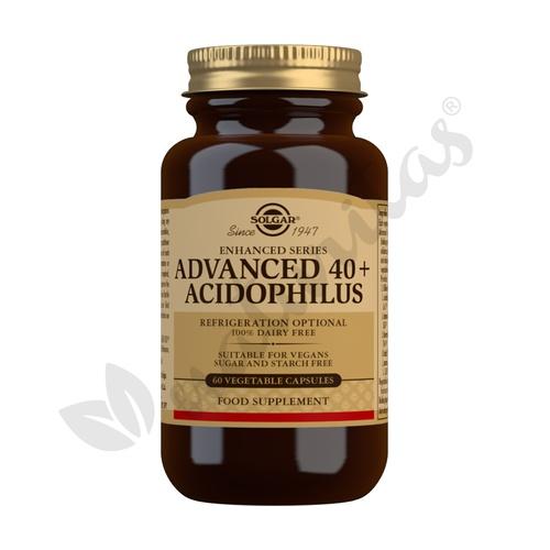 Acidophilus avanzado 40 +