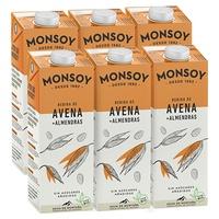 Bebida Avena y Almendra Bio