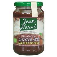 Crema de chocolate sin aceite de palma