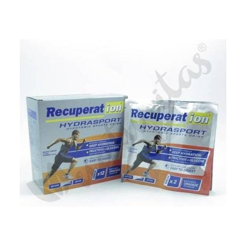 Recuperat-Ion Hydrasport (Sabor Naranja) 12 sobres de Recuperat-Ion