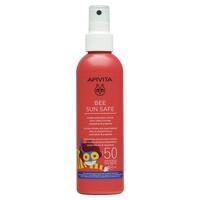 Hydra Sun Easy Application Leite infantil SPF50
