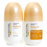 Pack 2 Desodorante Nature