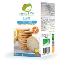 Galletas de coco y limón sin gluten bio