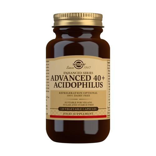 Acidophilus avanzado 40 + (no lácteo)