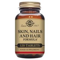 Pelo, Piel y Uñas (Hair, Skin and Nails)