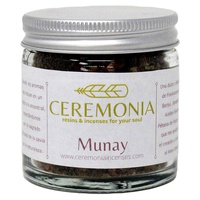 Munay mix of resins and incense sulce and floral aroma