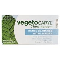 Guma do żucia Vegetocaryl Białe zęby