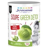 Étape 1 - Soupe Green Detox au Chou Vert et Chou Kalé