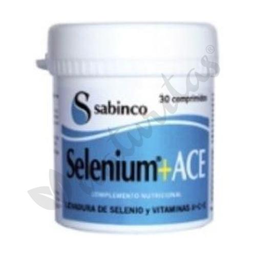 Selenium y Ace