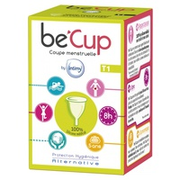 Coupe menstruelle becup Taille 1