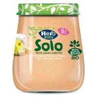 Hero Solo Tarrito Manzana, Plátano y Yogur
