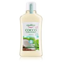Płyn do płukania jamy ustnej z naturalnego białego kokosa