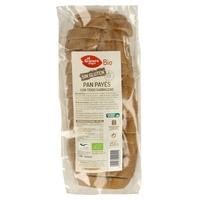 Pan payés con trigo sarraceno Bio