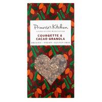 Granola Ecológica con Calabacín y Cacao Crudo