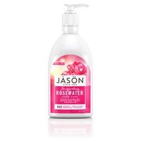 Jabón de Manos Agua de Rosas