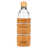 Botella de cristal Lagoena