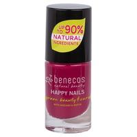 Smalto per le unghie, rosa scuro