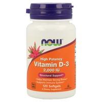 Vitamine D3 2000 UI