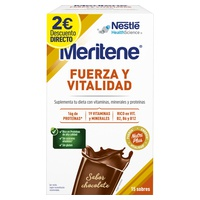 Smoothie Meritene Force and Vitality Chocolate 2 € Remise