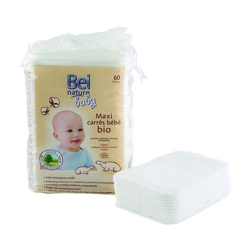 Maxi Discos 100% Algodón para Bebé